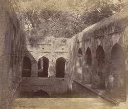 Step-well at Gadarwara